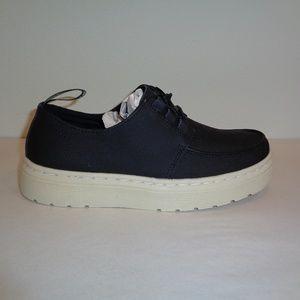 Dr. Martens WALDEN AJAX Black Leather Loafers